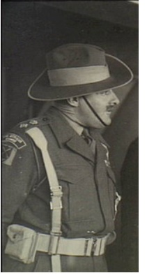 LTCOL Ian Hutchison CO 1 RAR